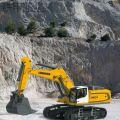 来些利勃海尔矿山挖掘机