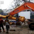 挖掘改旋挖