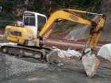 雷沃 FR60-7 挖掘機