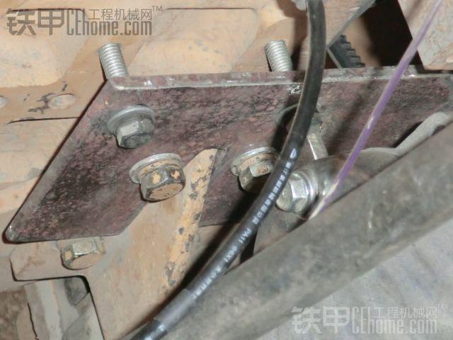铲车外加空调接线图