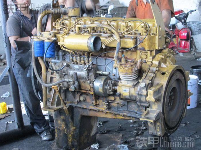 山工30e-i发动机大修和使用报告