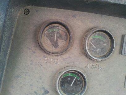 铲车直感水温表电路图
