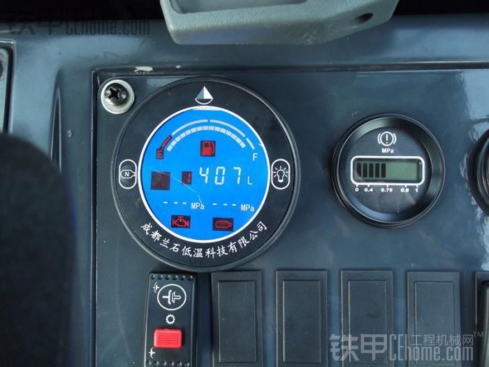 柳工862ii天然气装载机多图详解!