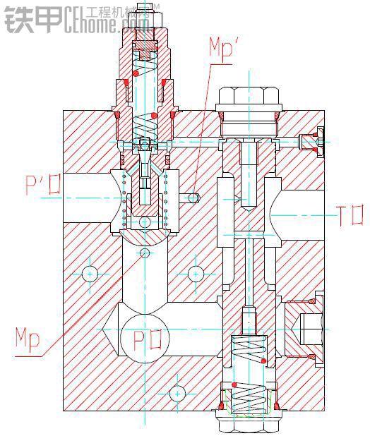 双水泵自动手动控制电路图
