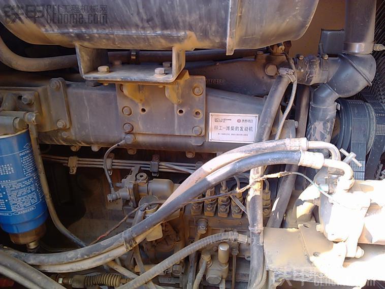 柳工906d空调电路图