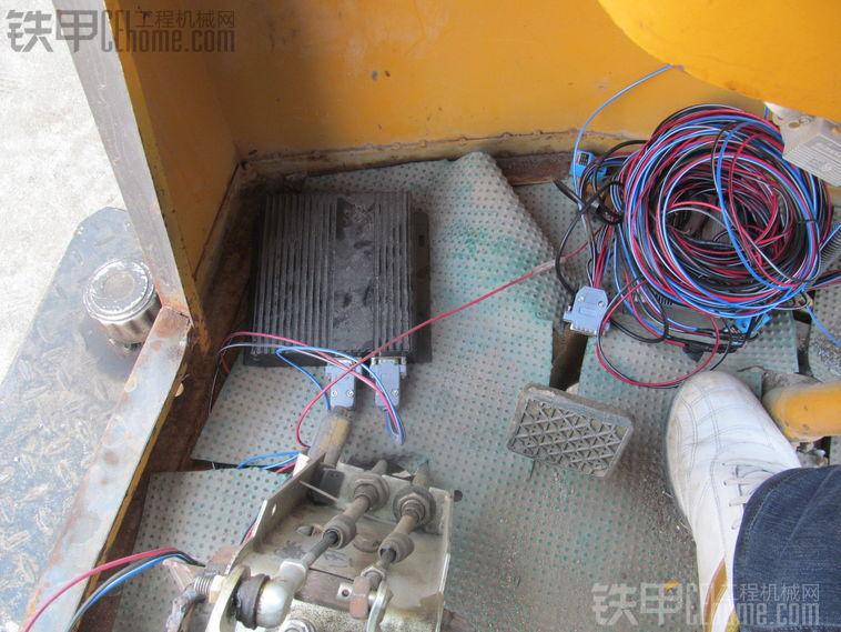 铲车电磁开关接线图