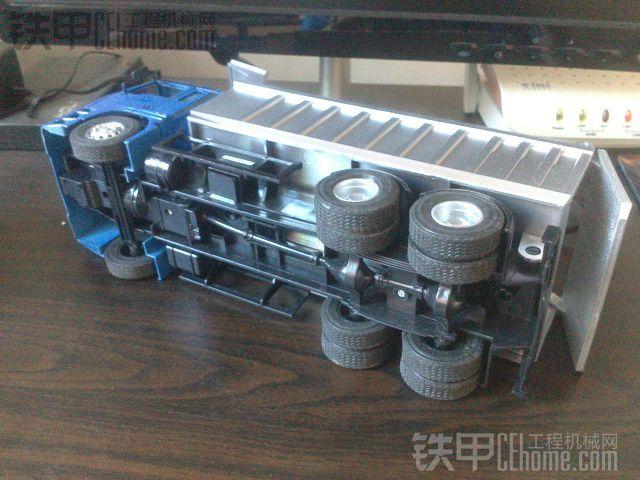 手工制作玩具汽车