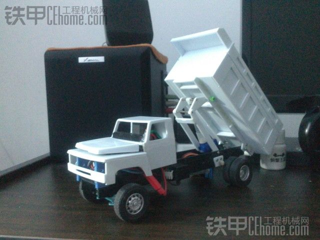 制作手工玩具汽车