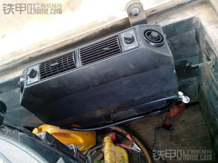 铲车空调电路图
