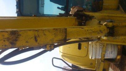 急售10年小松PC56 7挖掘机,3800小时,便宜16.5万