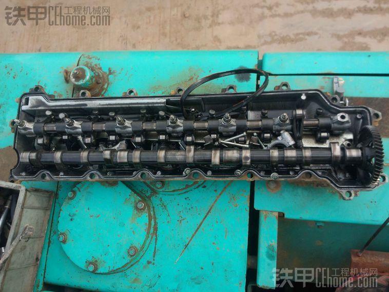 宝马m54凸轮轴拆解图