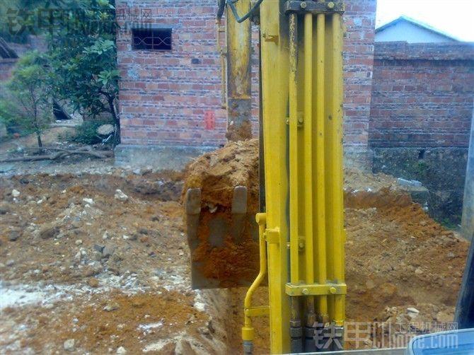 怎样挖农村地基