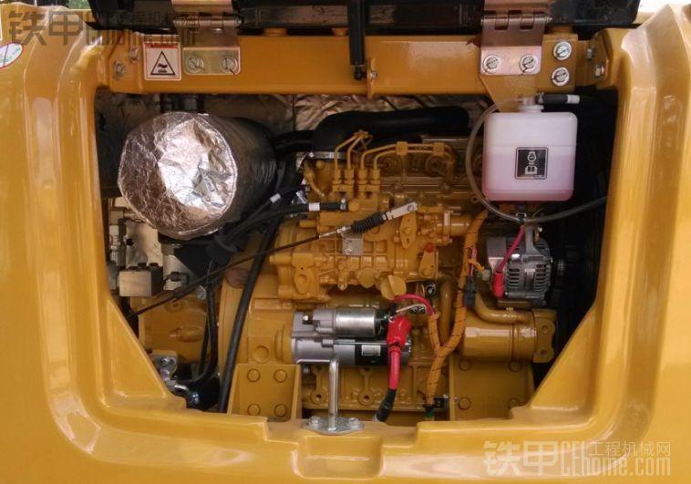 卡特306e发动机电路图