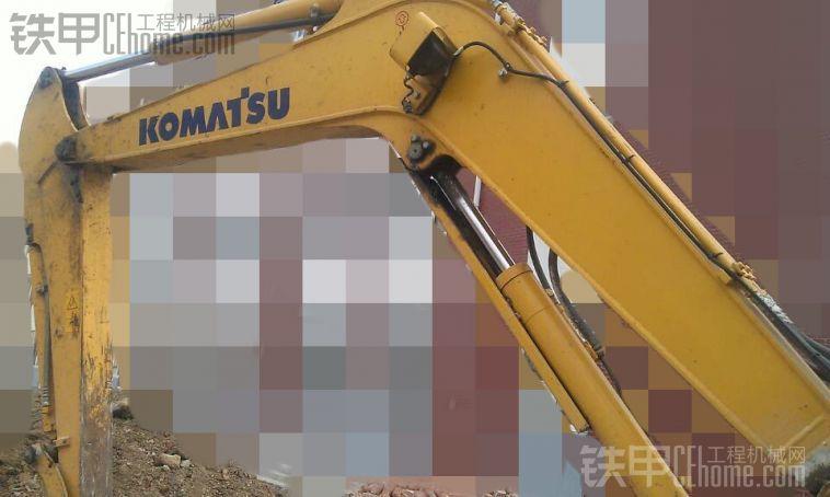准新车小松PC56 7挖掘机.还在质保内