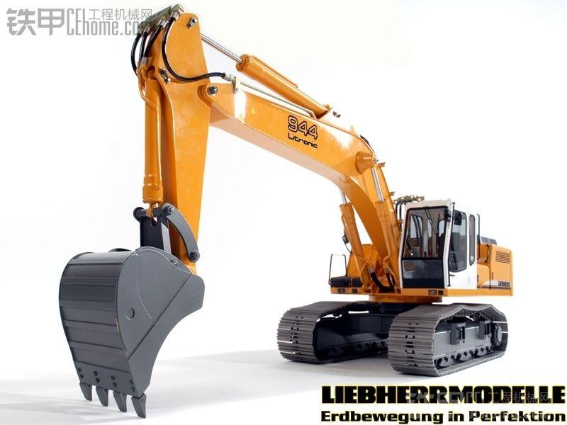 玩具遥控挖掘机
