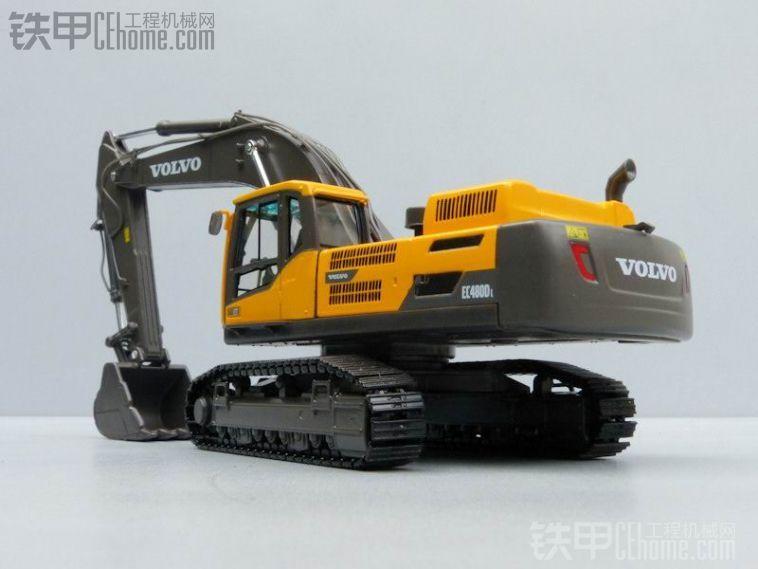 沃尔沃480d模型高清图片