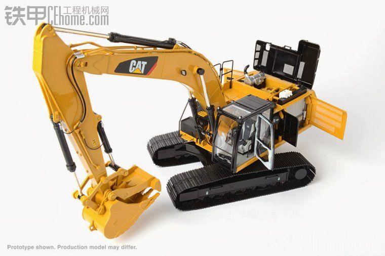 挖土机玩具 图片