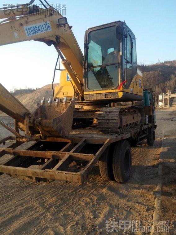 2年的山重建机jcm908挖掘机使用报告