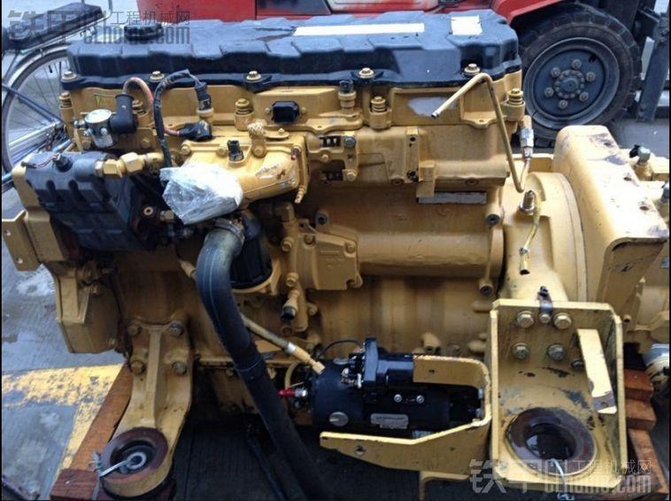 求教各位老师: 卡特336d 发动机的问题